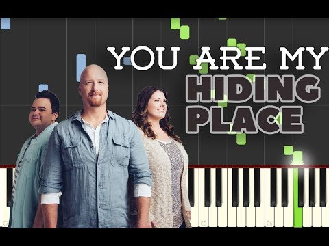 You Are My Hiding Place Piano Tutorial By Betacustic Youtube