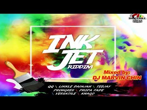 "Dj Marvin Chin ""INK JET RIDDIM"" MIX (May 2016)"