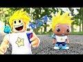 Roblox DIY Gamer Chad Custom Pop Toy - I Made Myself!