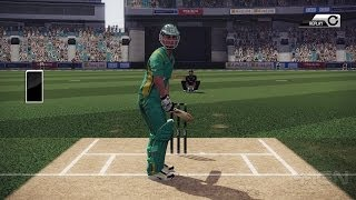 Don Bradman Cricket 14 - PC Version Gameplay