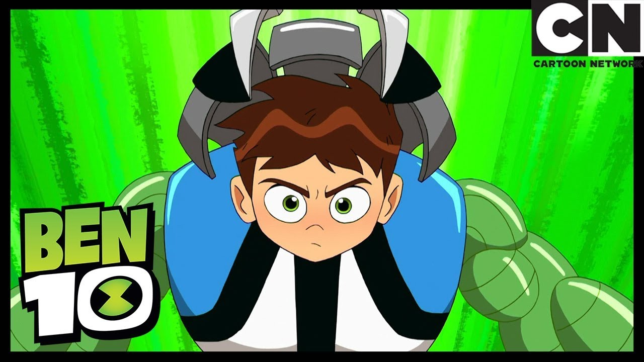 Böcekleri̇ Kizdirmak | Ben 10 Türkçe | çizgi film | Cartoon Network Türkiye