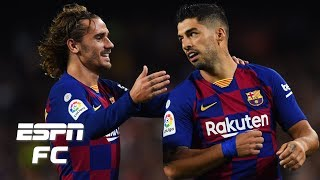 It's time for Antoine Griezmann to step up in Luis Suarez's injury absence - Craig Burley | La Liga
