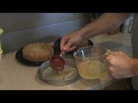 Rum Cake Recipe