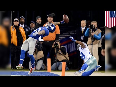 Odell Beckham Jr. catch: Beckham's sick one-handed grab becomes internet meme