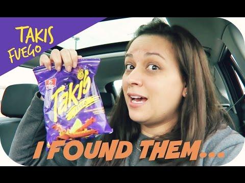 TAKIS FUEGO I FOUND THEM | Secret Life Of Vivian