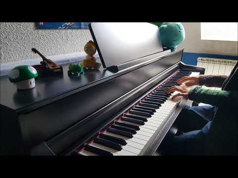 RWBY - Home 【PIANO COVER】