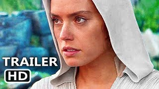 """STAR WARS 9 """"Rey is angry"""" Trailer (NEW 2019) The Rise of Skywalker Movie HD"""