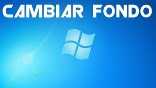 Cambiar Fondo de Pantalla de Windows 7 Starter