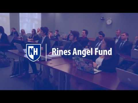 UNH Rines Angel Investment Fund