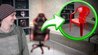 Montando a Cadeira do SORTEIO!!!