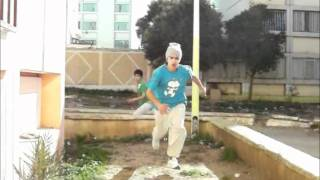 Parkour 2012 Full HD 1080p The Officiel Parkour Video (  Algeria -Batna - Street Traceurs  )