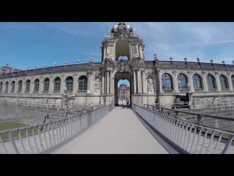 Trip to Dresden - My Journey in Prague #7