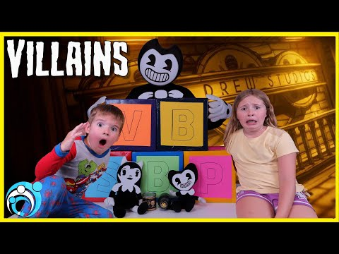 famous-villains-bendy-and-the-ink-machine-s5-ep2-|-thumbs-up-family