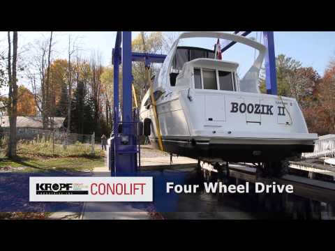 Marine Mobile Lifts