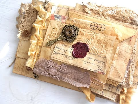 Envelope Art | Heirloom Collection |