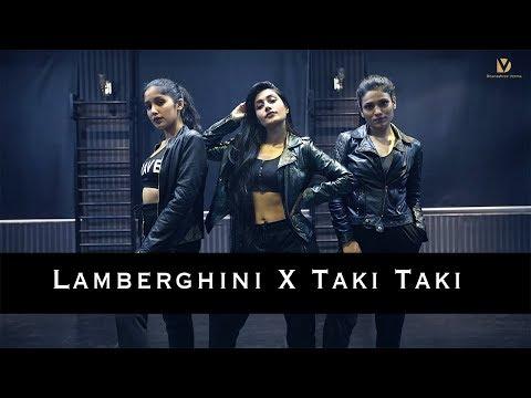 LAMBERGHINI X TAKI TAKI   DJ Snake, Cardi B, Selena Gomez, Ozuna   The doorbeen   DHANASHREE VERMA