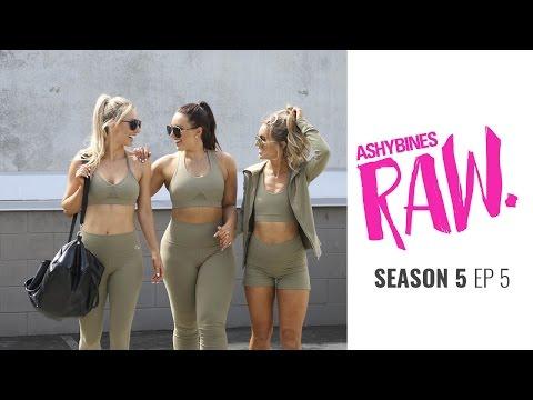Ashy Bines Raw Season 5 Episode 5
