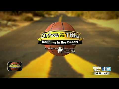 Drive for the Title: Dancing in the Desert / March 28, 2017