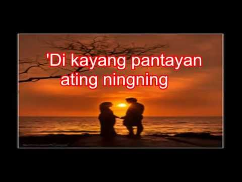 Rey Valera - Dating Kaibigan Lyrics