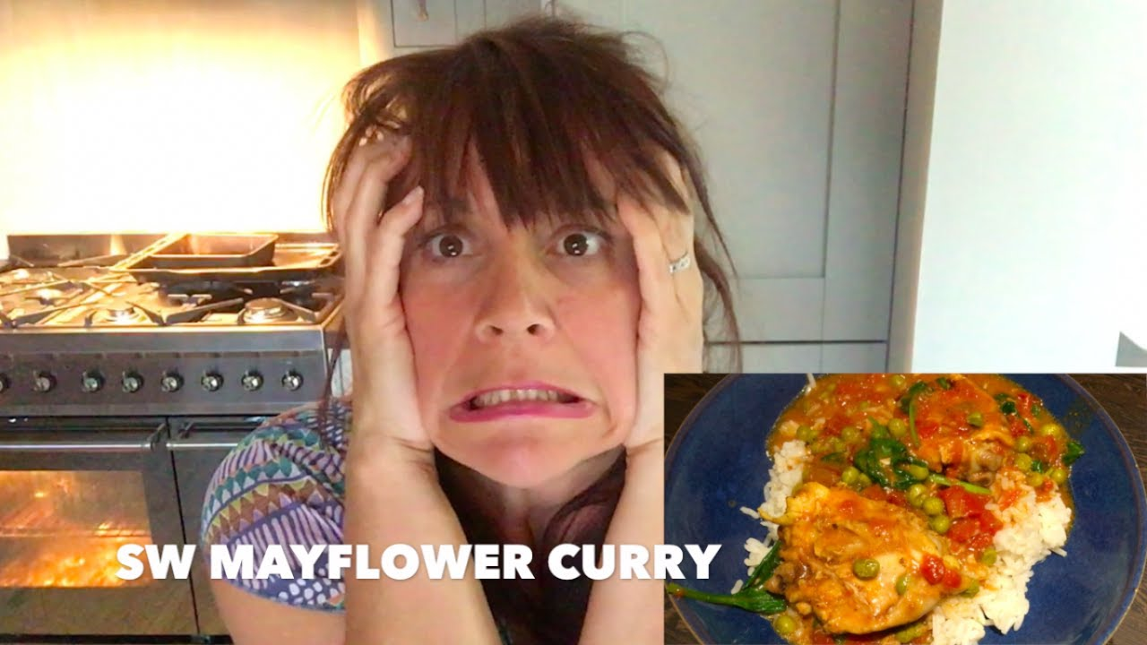Slimming World Mayflower Curry And Snows Melt Away Challenge