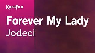Karaoke Forever My Lady - Jodeci *