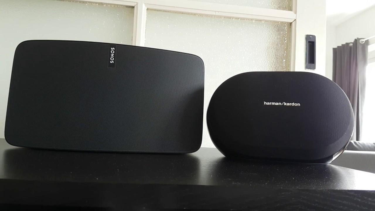 Sonos Play 5 Vs Omni 20 Harman Kardon