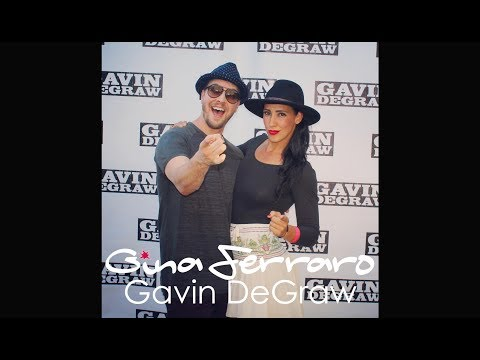 Gavin DeGraw INTERVIEW Backstage at Fraze Pavilion: Dayton, OH