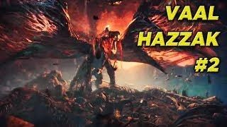 MONSTER HUNTER WORLD Vaal Hazzak First Gameplay Demo 2/2 | Boss Fight
