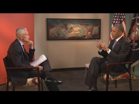 Fuerte intercambio entre Obama y Jorge Ramos