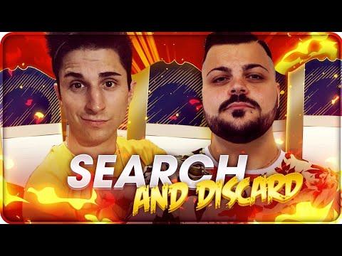 SEARCH AND DISCARD : SCARTIAMO LA PRIMA ICON !!! w/ANIMA