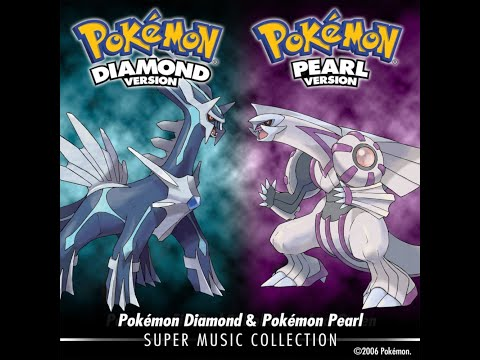 Pokémon Diamond & Pearl - Route 216 (Night)