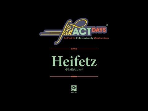 FastActDays Interview Heifetz