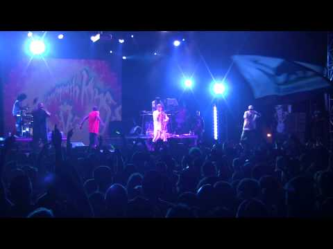 "Kottonmouth Kings, ""K.O.T.T.O.N.M.O.U.T.H. Song"" live @ Gathering of the Juggalos 2011"