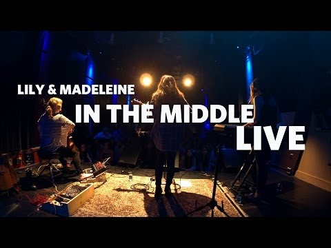 WGBH Music: Lily & Madeleine - In The Middle (Live)