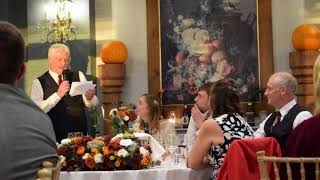 Graham's Speech (Father of the Bride)