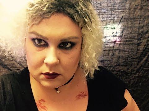 Hypodermic Sally Halloween Tutorial - AHS Hotel -