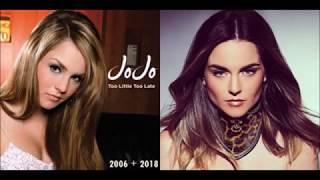 Скачать JoJo Too Little Too Late 2006 2018