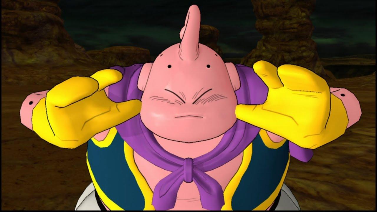 Majin Buu (Character) - Giant Bomb  |Fat Buu
