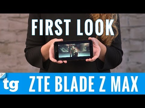 ZTE Blade Z Max First Look: Premium Features for $130
