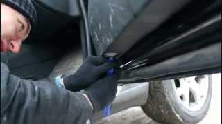 Как снять обшивку двери BMW X5 E53.(Как разбирается дверь BMW X5 в 53 буде смотрите в этом видео., 2014-12-03T20:18:12.000Z)