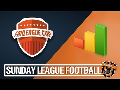 Sunday League Football - ANNOUNCEMENT #1 / END OF SEASON STATS