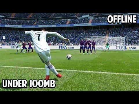 Best 5 Game Football Dibawah 100mb Terbaik - Game Offline - 동영상