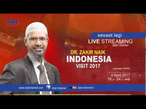 Religion in the Right Perspective : Full Lecture Dr. Zakir Naik at UNIDA Gontor Indonesia