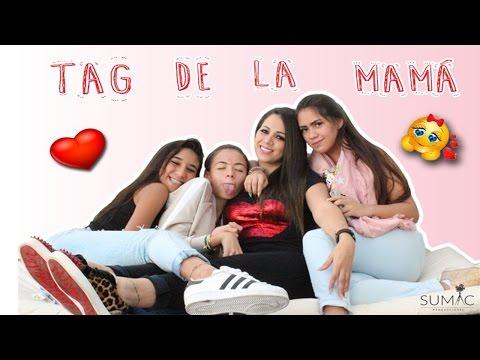 TAG DE LA MAMÁ!!! - Las Chicas Klug 💋😚💓