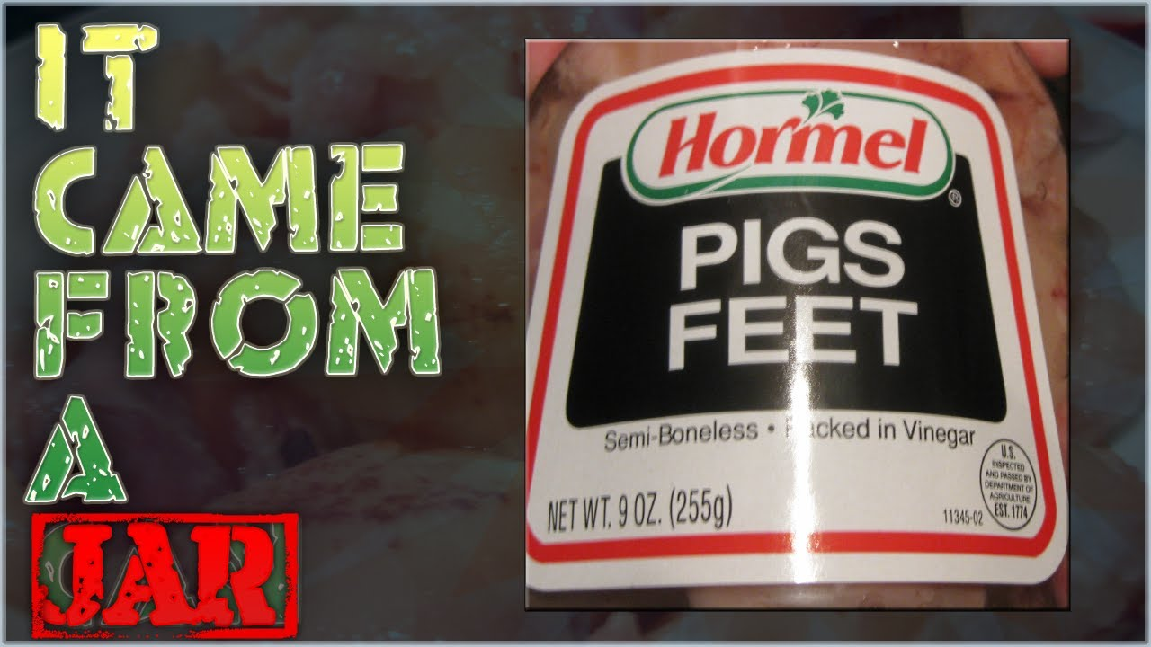 Pickled Pigs Feet In A Jar Icfac Ep 0207 Youtube