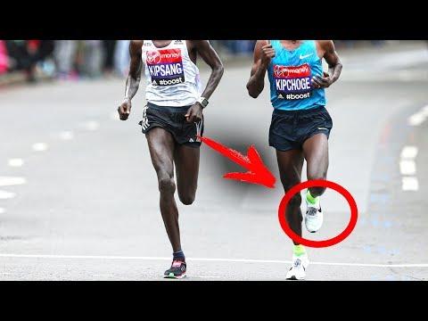 Скандал в легкой атлетике! Кроссовки, позволяющие улучшить результат могут запретить