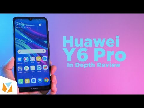 Huawei Y6 Pro 2019 Review
