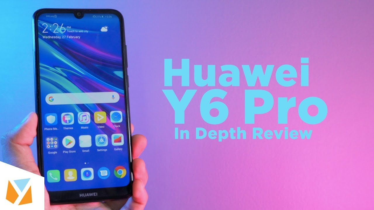 Watch: Huawei Y6 Pro 2019 Review - YugaTech | Philippines Tech News