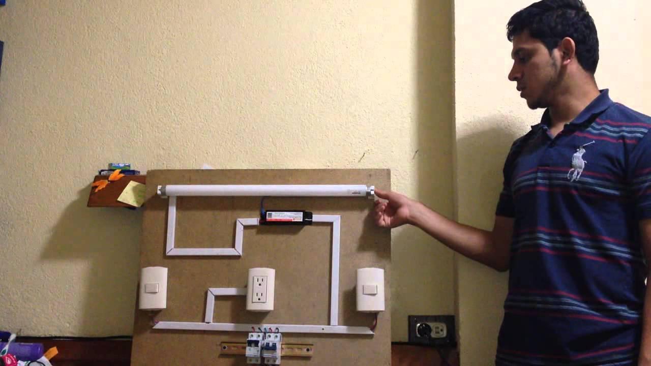 Instalaci n superficial con canaleta instalaciones - Instalacion electrica superficie ...