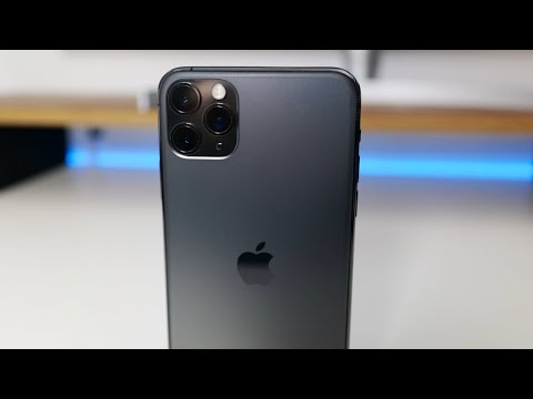 IPhone 11 Pro Max Durability Over Time - No Case Or Screen Protector Since New